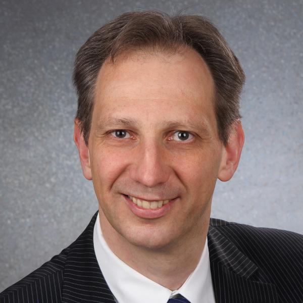 Verwaltungsleiter Harald Benz