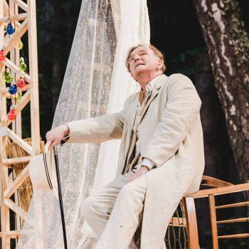 Michael Lerchenberg ist der Theatermacher